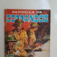 Tebeos: PANDILLA DE COMANDOS. Nº 1. EDICIONES ROLLAN.. Lote 113286291