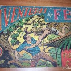 Tebeos: ORIGINAL - AVENTURAS DEL F.B.I. - NUMERO 2: PIRATAS DEL CIELO. Lote 114962163