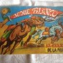 Tebeos: JEQUE BLANCO LOTE DE 7 COMICS.. Lote 115605799