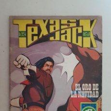 Tebeos: TEXAS JACK. EL ORO DE LA NAVIDAD. Nº 9. ROLLAN.. Lote 117319543