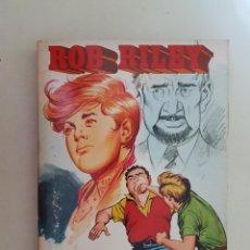 Tebeos: ROB RILEY. RETAPADO CON LOS 5 NÚMEROS DE LA COLECCIÓN. ROLLAN.. Lote 117319795