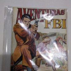 Tebeos: AVENTURAS DEL FBI Nº 8 ** ROLLAN ** TRES TUMBAS. Lote 38769297