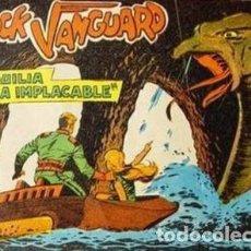 Tebeos: ROCK VANGUARD -Nº 13 - DUILIA LA IMPLACABLE -1961 -GRAN ANTONIO GUERRERO-CORRECTO-LEAN- 8695. Lote 120564631