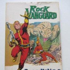 Tebeos: ROCK VANGUARD - EDITORIAL ROLLAN 1974 - Nº 4 ETEX. Lote 120752779