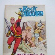 Tebeos: ROCK VANGUARD - EDITORIAL ROLLAN 1974 - Nº 3 BUEN ESTADO ETEX. Lote 120752947