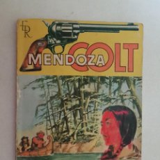 Tebeos: MENDOZA COLT. Nº 41. EDITORIAL ROLLAN.. Lote 120969331