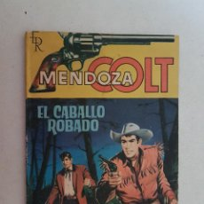 Tebeos: MENDOZA COLT. Nº 43. EDITORIAL ROLLAN.. Lote 120969455