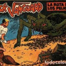 Tebeos: ROCK VANGUARD-14 DE ANTONIO GUERRERO (ROLLÁN, 1961). Lote 121852983