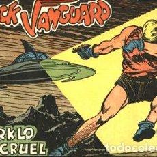 Tebeos: ROCK VANGUARD-5 DE ANTONIO GUERRERO (ROLLÁN, 1961). Lote 121853079