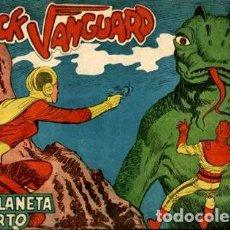 Tebeos: ROCK VANGUARD-10 DE ANTONIO GUERRERO (ROLLÁN, 1961). Lote 121853259