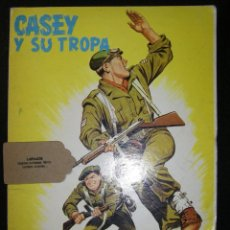 Tebeos: CASEY Y SU TROPA RETAPADO Nº4 ED ROLLAN. Lote 121972539