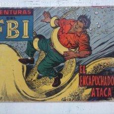 Tebeos: AVENTURAS DEL FBI ORIGINAL Nº 246 - MUY DIFICIL. Lote 122621691