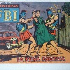 Tebeos: AVENTURAS DEL FBI ORIGINAL Nº 249 MUY DIFICIL - ROLLAN - MUY BUEN ESTADO, SIN CIRCULAR. Lote 124672775
