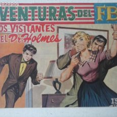 Tebeos: AVENTURAS DEL FBI ORIGINAL Nº 241 MUY DIFICIL - ROLLAN - MUY BUEN ESTADO, SIN CIRCULAR. Lote 124673299