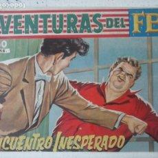 Tebeos: AVENTURAS DEL FBI ORIGINAL Nº 240 MUY DIFICIL - ROLLAN - MUY BUEN ESTADO, SIN CIRCULAR. Lote 124673439