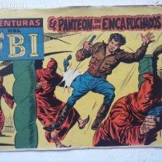 Tebeos: AVENTURAS DEL FBI ORIGINAL Nº 248 MUY DIFICIL - ROLLAN - MUY BUEN ESTADO, SIN CIRCULAR. Lote 124674039