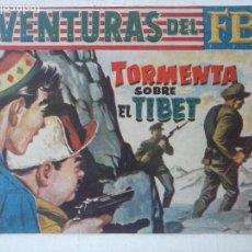 Tebeos: AVENTURAS DEL FBI ORIGINAL Nº 230 MUY DIFICIL - ROLLAN - MUY BUEN ESTADO, SIN CIRCULAR. Lote 124674783