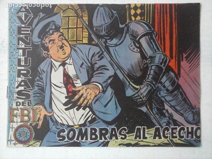 AVENTURAS DEL FBI ORIGINAL Nº 226 - ROLLAN - MUY BUEN ESTADO, SIN CIRCULAR (Tebeos y Comics - Rollán - FBI)