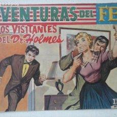 Tebeos: AVENTURAS DEL FBI ORIGINAL Nº 241 MUY DIFICIL - ROLLAN - BUEN ESTADO, . Lote 124678467