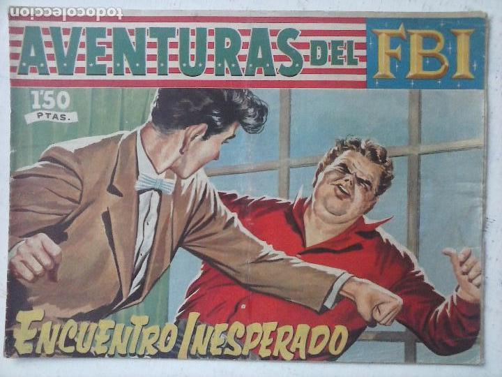 AVENTURAS DEL FBI ORIGINAL Nº 240 MUY DIFICIL - ROLLAN - BUEN ESTADO (Tebeos y Comics - Rollán - FBI)