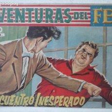 Tebeos: AVENTURAS DEL FBI ORIGINAL Nº 240 MUY DIFICIL - ROLLAN - BUEN ESTADO. Lote 124678979
