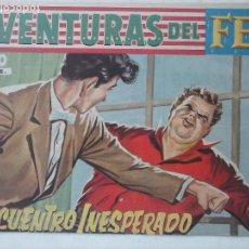 Tebeos: AVENTURAS DEL FBI ORIGINAL Nº 240 MUY DIFICIL - ROLLAN - MUY BUEN ESTADO, SIN CIRCULAR. Lote 124679251