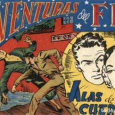 Tebeos: AVENTURAS DEL FBI NÚMERO 41 (ROLLÁN-1951) DE LUIS BERMEJO. Lote 127007399