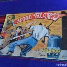 Tebeos: JEQUE BLANCO ORIGINAL Nº 91, LA CIUDAD SIN LEY. ROLLÁN 1,25 PTS. BUEN ESTADO.. Lote 127281559