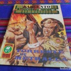 Tebeos: SARGENTO TRELAWNY Nº 1 TORRENTE DE METRALLA. ROLLÁN 1973. SERIE ROJA Nº 11. BE.. Lote 127450931