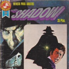 Tebeos: COMIC COLECCION SERIE ROJA THE SHADOW Nº 3 . Lote 128260995