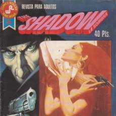 Tebeos: COMIC COLECCION SERIE ROJA THE SHADOW Nº 4. Lote 128261031