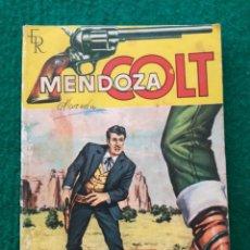 Tebeos: MENDOZA COLT N°47. Lote 130176444