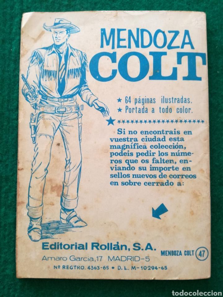 Tebeos: MENDOZA COLT n°47 - Foto 3 - 130176444