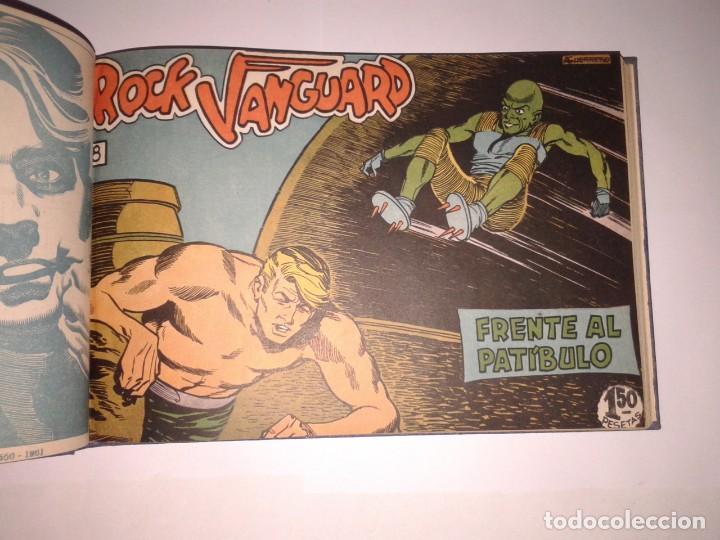Tebeos: collección del 1 al 29 números de Rock Vanguard, encuadernados - Foto 3 - 130840436