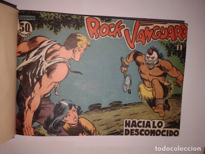 Tebeos: collección del 1 al 29 números de Rock Vanguard, encuadernados - Foto 6 - 130840436