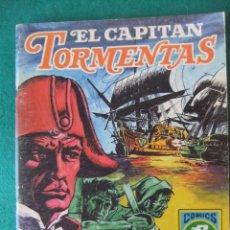 Tebeos: EL CAPITAN TORMENTAS Nº 10 COMICS ROLLAN. Lote 131180816