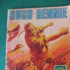 Livros de Banda Desenhada: HUGO RENNIE Nº 9 FUROR SUICIDA COMICS ROLLAN. Lote 131180976