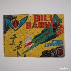 Tebeos: BILL BARNES Nº 8 - LUCHA DESEPERADA - ROLLÁN - ORIGINAL 1961. Lote 131528662