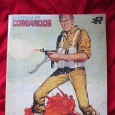 Tebeos: PANDILLA DE COMANDOS RETAPADO Nº 3 EDITORIAL ROLLAN, 1973. Lote 131748186