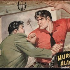 Tebeos: AVENTURAS DEL FBI. Nº-171 HURACAN SOBRE ALABAMA. EDITORIAL ROLLAN 1957. Lote 132224290