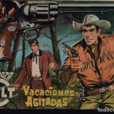 Tebeos: MENDOZA COLT. Nº-95 VACACIONES AGITADAS. EDITORIAL ROLLAN 1960. Lote 132224994