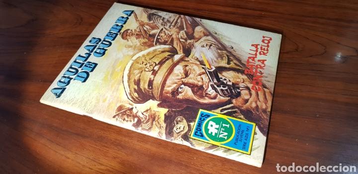 MUY BUEN ESTADO AGUILAS DE GUERRA 1 ROLLAN (Tebeos y Comics - Rollán - Series Rollán (Azul, Roja, etc))