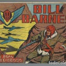Tebeos: BILL BARNES 6: UN LOCO PELIGROSO, 1961, MUY BUEN ESTADO. Lote 133789898
