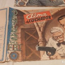 Tebeos: AVENTURAS DEL FBI - Nº 176 - ALMA DE LUCHADOR - ORIGINAL - EDITORIAL ROLLAN - AÑO 1958. Lote 134739338