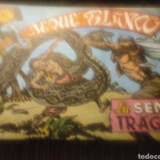 Tebeos: JEQUE BLANCO, LA SENDA TRAGICA N9, EDICIONES BO. Lote 135069367