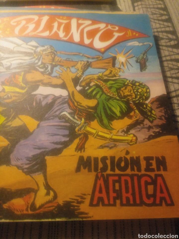 MISION EN AFRICA N 1 (Tebeos y Comics - Rollán - Jeque Blanco)