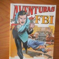Tebeos: AVENTURAS DEL FBI. LA GARRA ESCARLATA. NÚMERO 2. EDITORIAL ROLLÁN. 1974. Lote 135611930