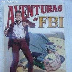 Tebeos: AVENTURAS DEL FBI F B I Nº 6 - SIN CIRCULAR EDI. ROLLAN 1974 - 128 PGS.. Lote 136154122