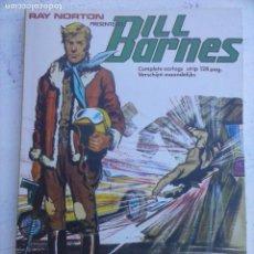 Tebeos: RAY NORTON PRESENTA: BILL BRNES Nº 5 - 1976 ROLLAN ,SIN CIRCULAR, EDITADO EN HOLANDES PARA ESTE PAÍS. Lote 136154742