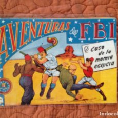 Tebeos: AVENTURAS DEL FBI-Nº139. Lote 137211414